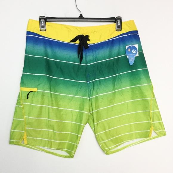Mens Swimming shorts Da Hui Size 34 = 36 inches